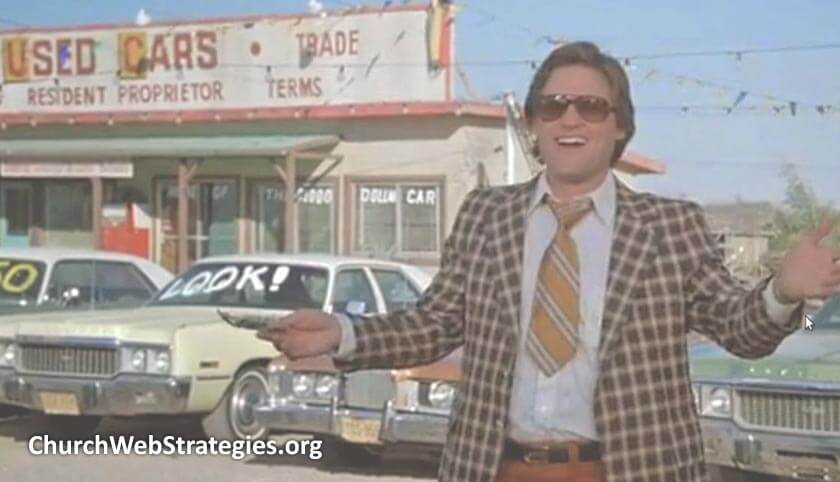 not reputable used car salesman