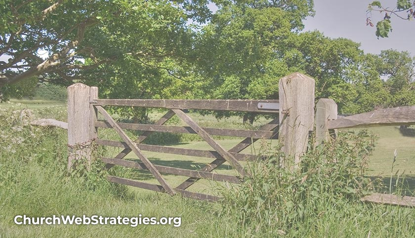 When to Use Gated Content at your Church
