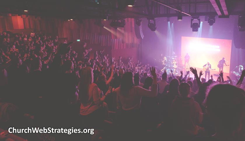 4 Steps to Integrate Worship on your Church Website