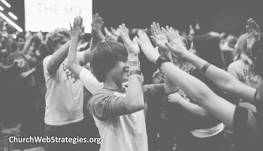 Further Integrating Youth Ministries on your Website